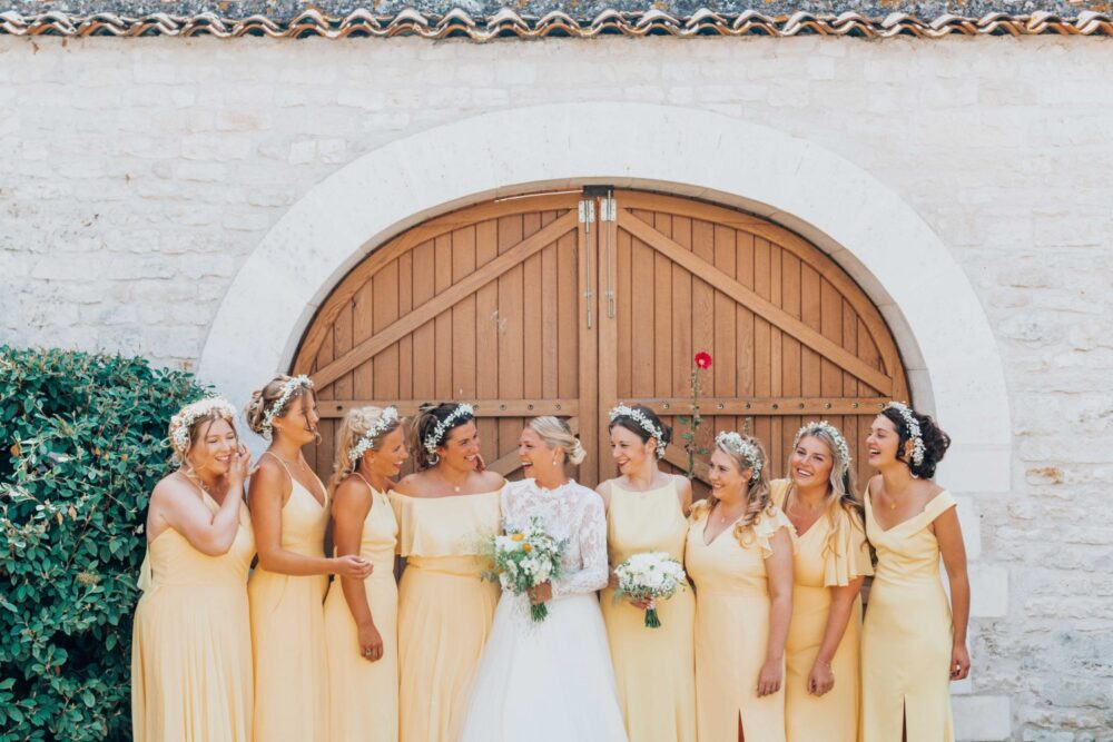 Tweedaagse bruiloft in het Franse Cognac – Two-day wedding in Cognac, France